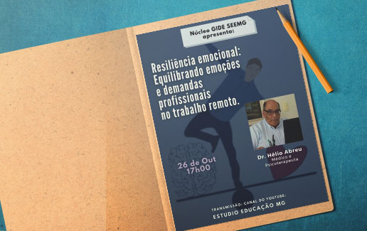 Live – Resiliência emocional: Equilibrando emoções e demandas profissionais no trabalho remoto