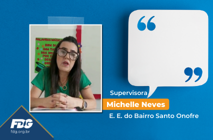 Depoimento da Supervisora Michelle Neves