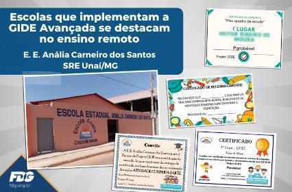 Escolas que implementam a GIDE Avançada se destacam no ensino remoto