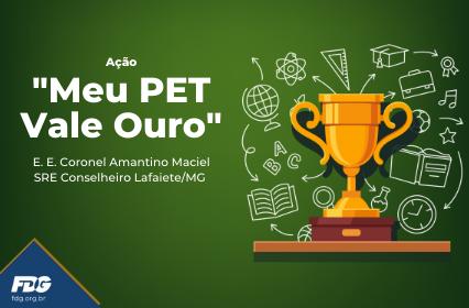 """Read more about the article Ação """"Meu PET Vale Ouro"""""""