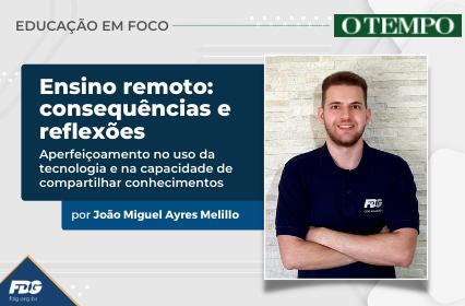 Read more about the article Ensino remoto: consequências e reflexões